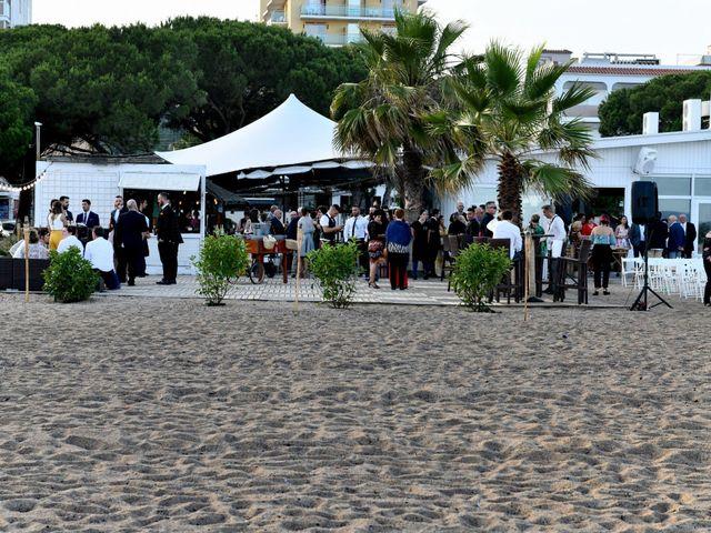 La boda de Melanie y Gabriel en Malgrat De Mar, Barcelona 32