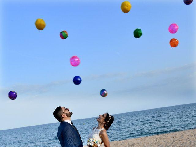 La boda de Melanie y Gabriel en Malgrat De Mar, Barcelona 33