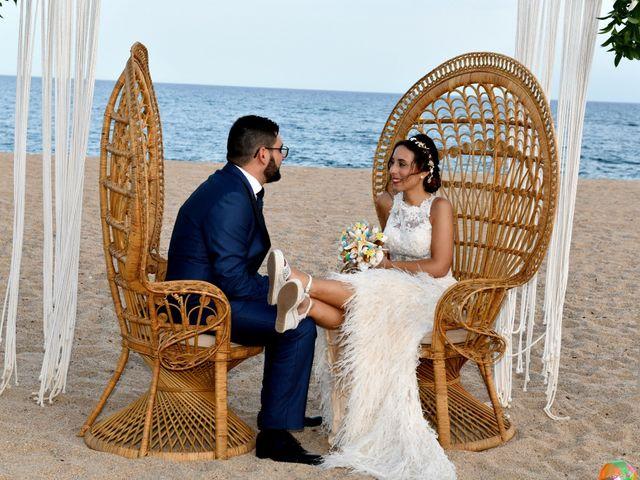 La boda de Melanie y Gabriel en Malgrat De Mar, Barcelona 34