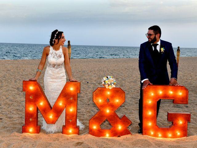 La boda de Melanie y Gabriel en Malgrat De Mar, Barcelona 35