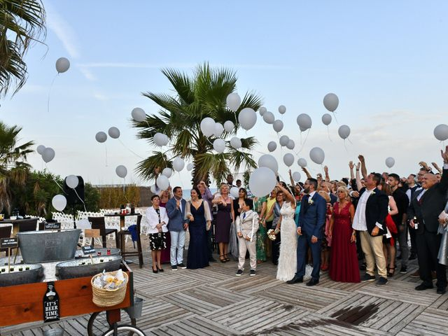 La boda de Melanie y Gabriel en Malgrat De Mar, Barcelona 36