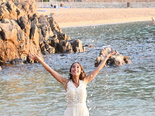 La boda de Melanie y Gabriel en Malgrat De Mar, Barcelona 51