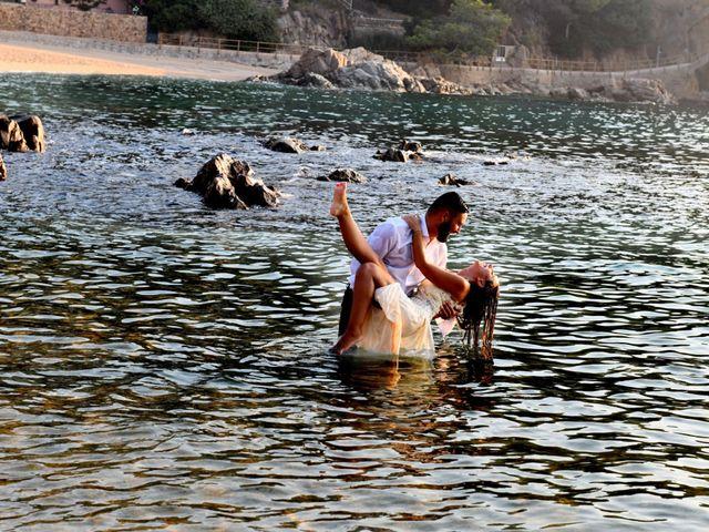 La boda de Melanie y Gabriel en Malgrat De Mar, Barcelona 53