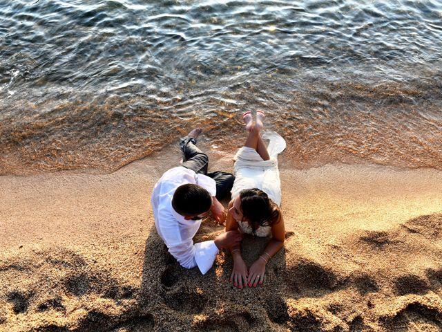 La boda de Melanie y Gabriel en Malgrat De Mar, Barcelona 54