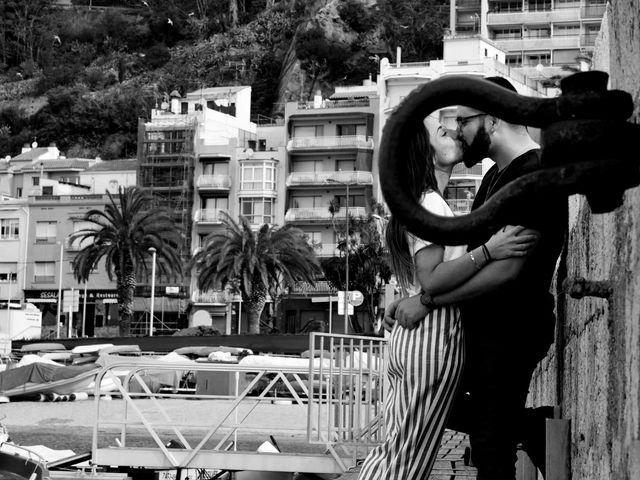 La boda de Melanie y Gabriel en Malgrat De Mar, Barcelona 57