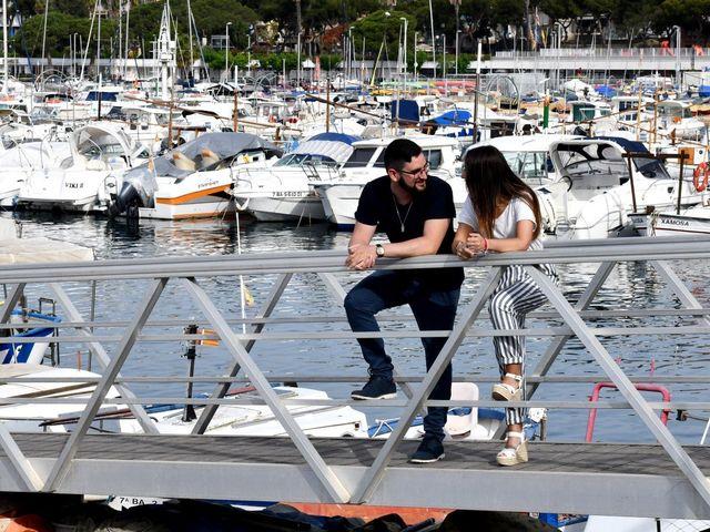 La boda de Melanie y Gabriel en Malgrat De Mar, Barcelona 58