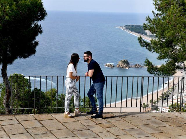 La boda de Melanie y Gabriel en Malgrat De Mar, Barcelona 60