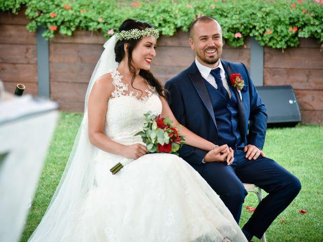 La boda de Andrés y Alejandra en Sant Cebria De Vallalta, Barcelona 3