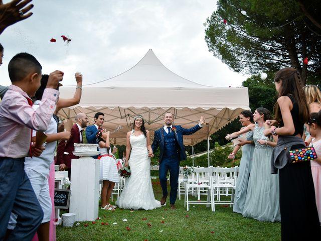 La boda de Andrés y Alejandra en Sant Cebria De Vallalta, Barcelona 4