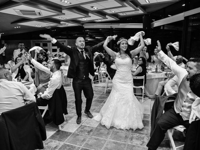 La boda de Andrés y Alejandra en Sant Cebria De Vallalta, Barcelona 13