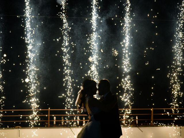 La boda de Andrés y Alejandra en Sant Cebria De Vallalta, Barcelona 15