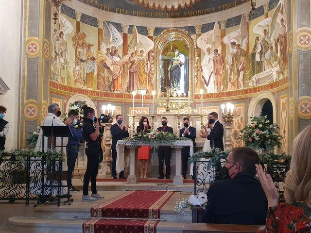 La boda de Josep y Adriana en El Castell Del Remei, Lleida 2