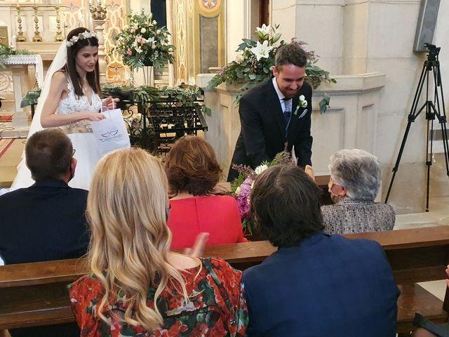 La boda de Josep y Adriana en El Castell Del Remei, Lleida 5