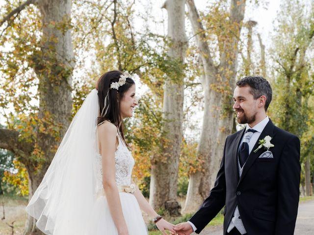 La boda de Josep y Adriana en El Castell Del Remei, Lleida 6