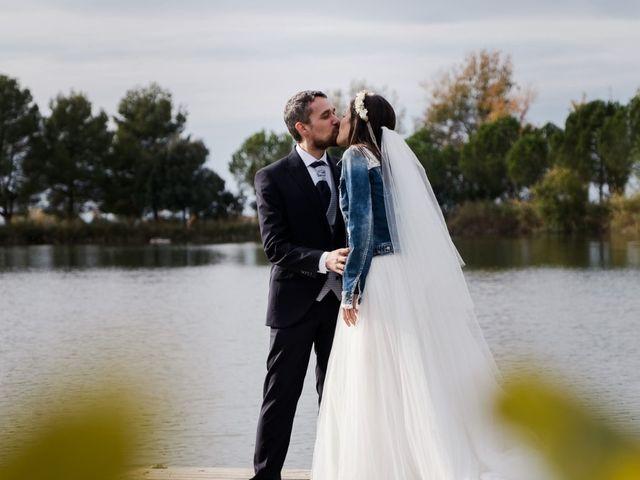 La boda de Josep y Adriana en El Castell Del Remei, Lleida 8