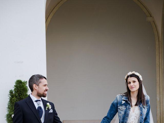 La boda de Josep y Adriana en El Castell Del Remei, Lleida 10