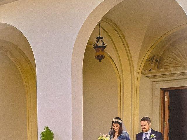 La boda de Josep y Adriana en El Castell Del Remei, Lleida 11
