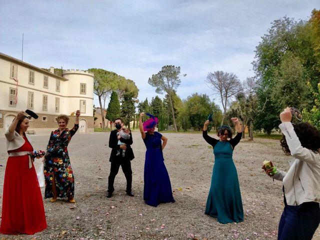 La boda de Josep y Adriana en El Castell Del Remei, Lleida 12