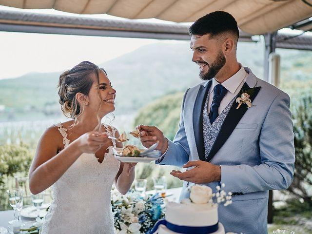 La boda de Joseph González y Alejandra Olmos en Teror, Las Palmas 8