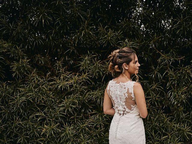 La boda de Joseph González y Alejandra Olmos en Teror, Las Palmas 10
