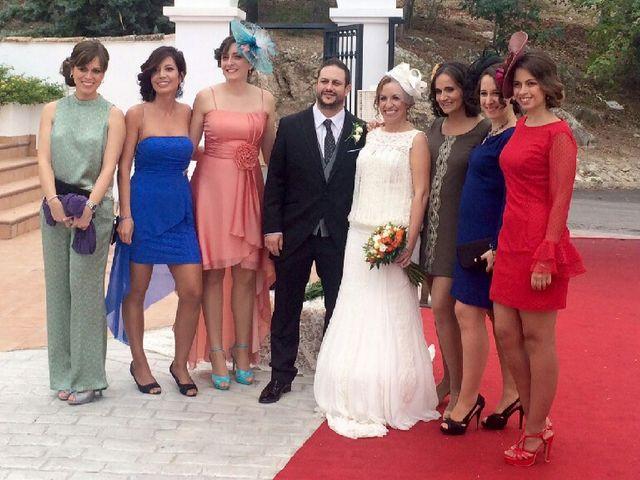 La boda de Paco y Nuria en Martos, Jaén 6