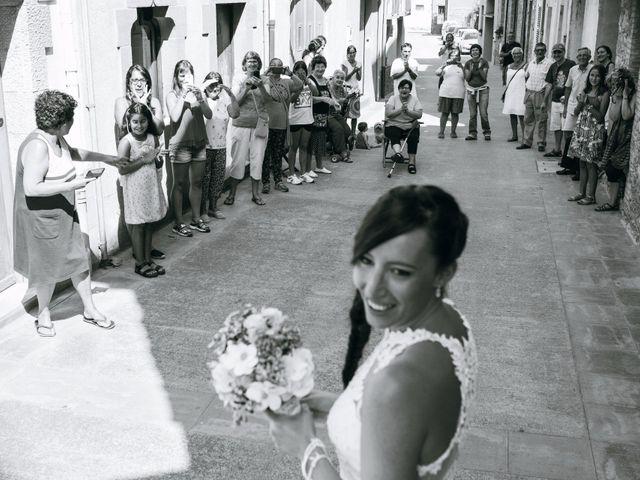 La boda de Narcís y Ester en La Vall De Bianya, Girona 9
