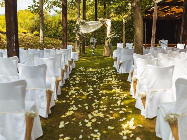 La boda de Narcís y Ester en La Vall De Bianya, Girona 10