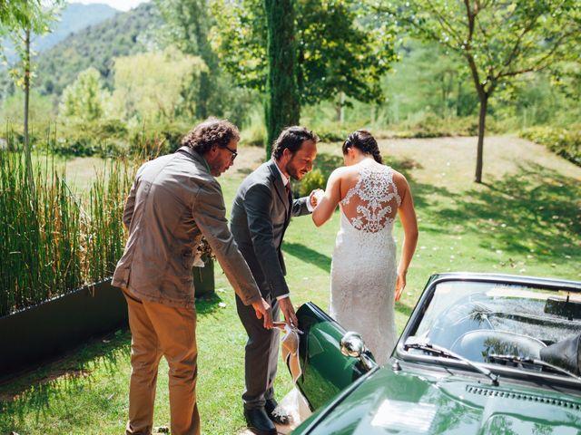 La boda de Narcís y Ester en La Vall De Bianya, Girona 13