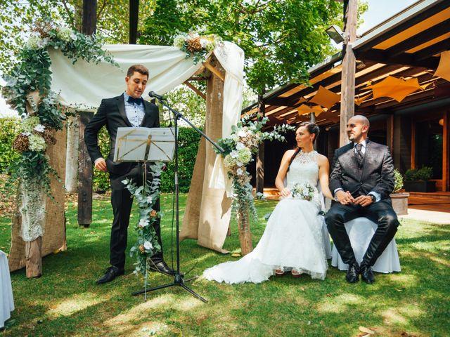 La boda de Narcís y Ester en La Vall De Bianya, Girona 15