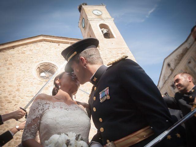 La boda de Ángela y Javier