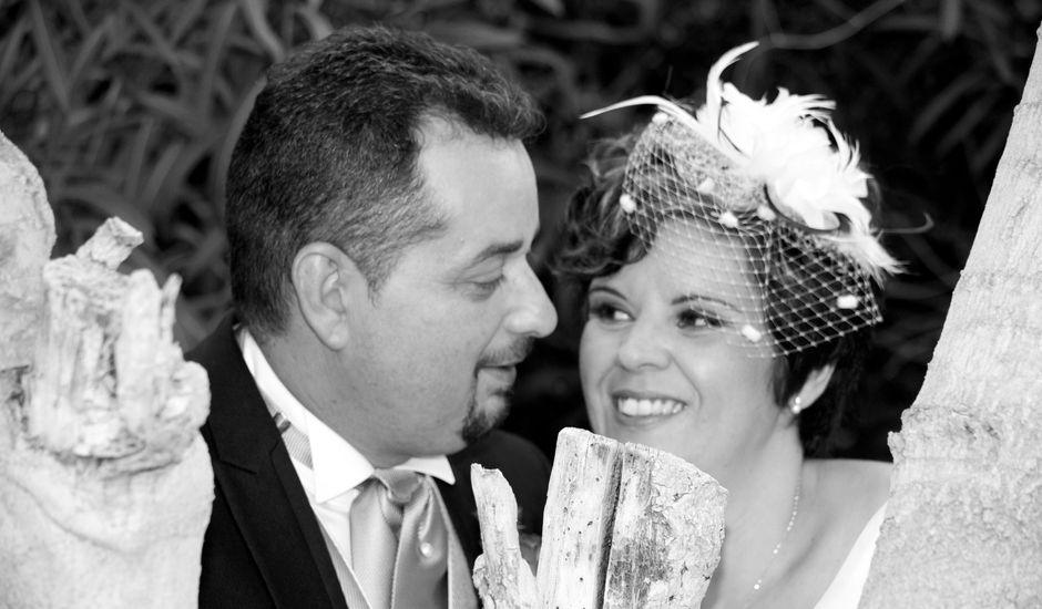 La boda de Fran y Jeru en Arafo, Santa Cruz de Tenerife