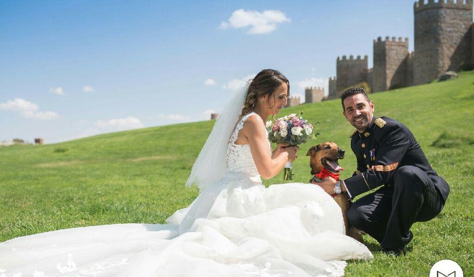 La boda de Tony y Rosa  en Ávila, Ávila