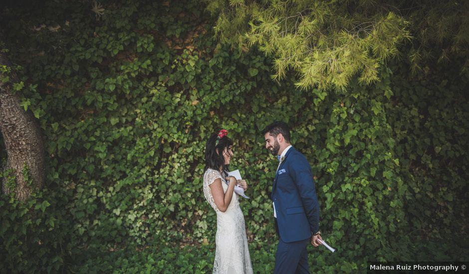 La boda de Lucho y Marta en Fuentes De Ebro, Zaragoza