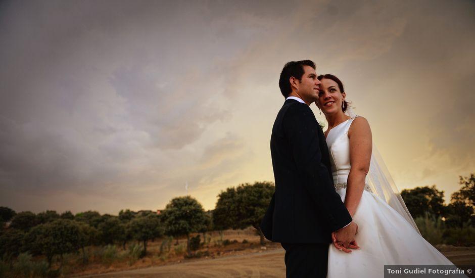 La boda de Ismael y Asun en Plasencia, Cáceres