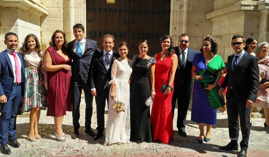 La boda de Gustavo y Cristina  en Benavente, Zamora