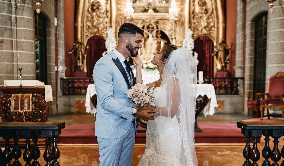La boda de Joseph González y Alejandra Olmos en Teror, Las Palmas