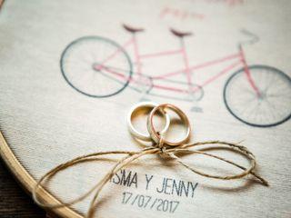 La boda de Ismael y Jennifer 1