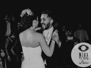 La boda de Paqui  y Yoco 2