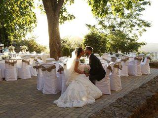 La boda de Paqui  y Yoco