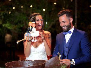 La boda de Miriam y Joel