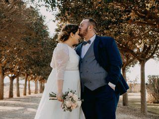 La boda de Guillem y Patricia
