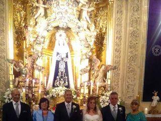 La boda de Rakel y Manuel 2