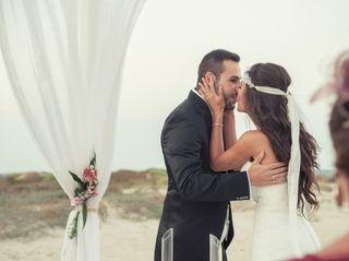 La boda de Azahara y Juanjo