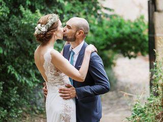 La boda de Lilia  y Pablo