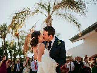 La boda de Marta y Arturo