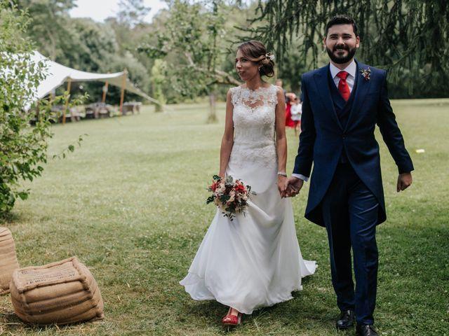 La boda de Jorge y Lucía en Rascafria, Madrid 2