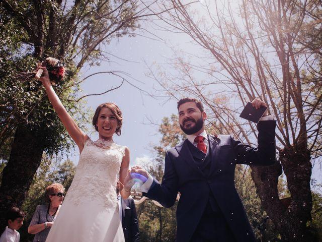 La boda de Jorge y Lucía en Rascafria, Madrid 3