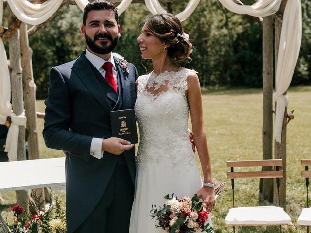 La boda de Jorge y Lucía en Rascafria, Madrid 4