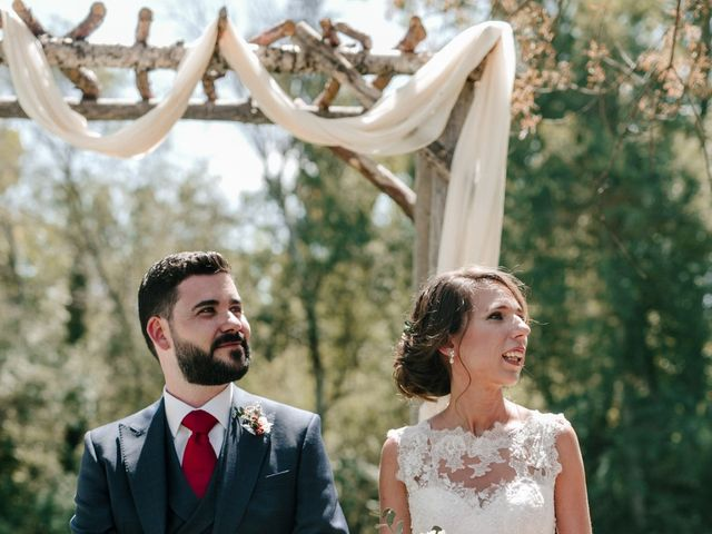La boda de Jorge y Lucía en Rascafria, Madrid 5
