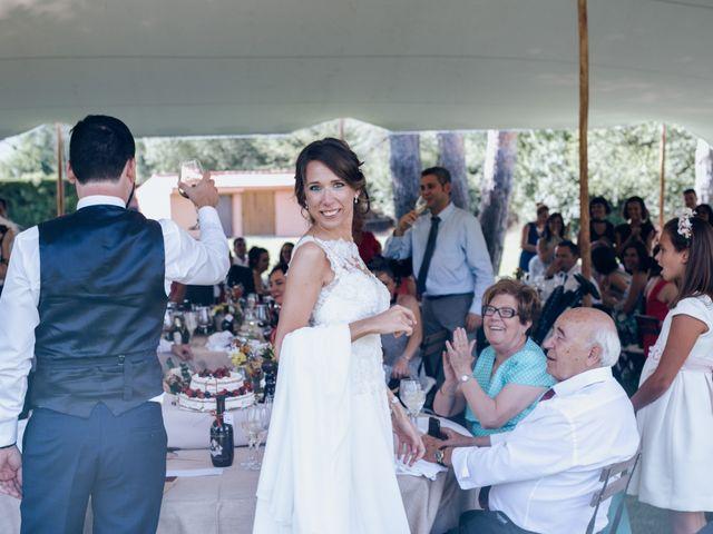 La boda de Jorge y Lucía en Rascafria, Madrid 10